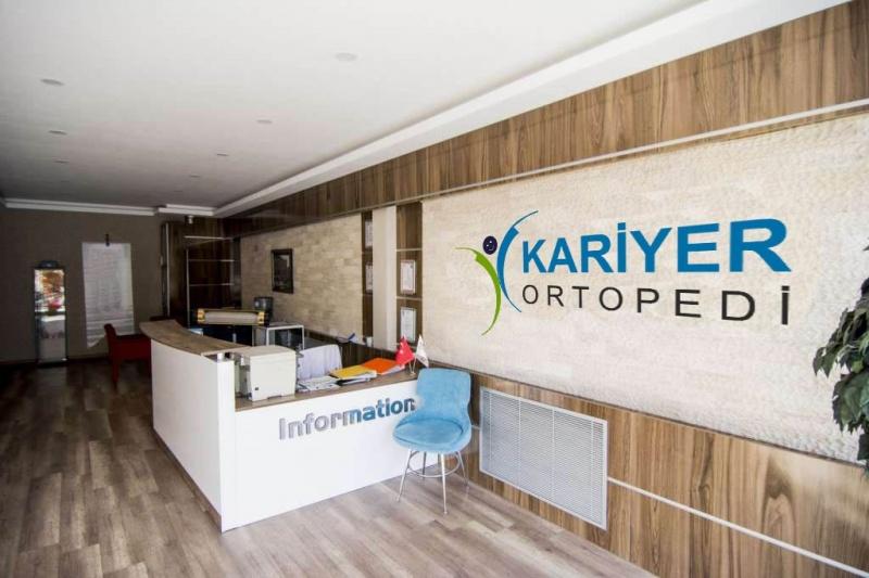 Kariyer Ortopedi Ön Büro