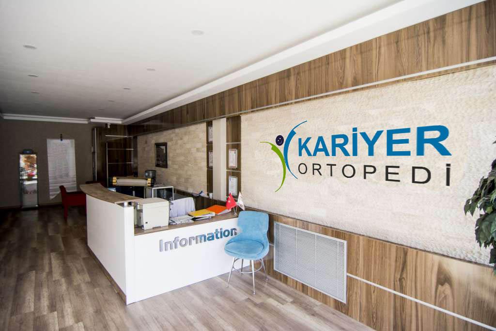 Kariyer Ortopedi - Hakkımızda